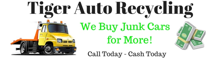Cash Junk Car Buyers Chicago Tiger Auto Recycling